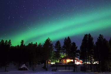 Lapland Tour Dec